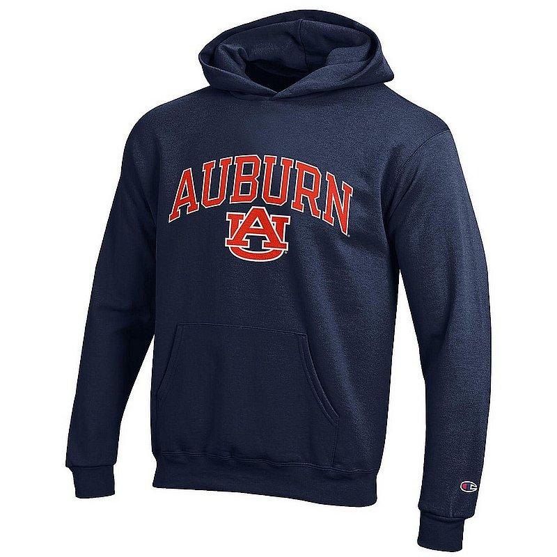 Auburn Tigers Kids Hooded Sweatshirt Navy APC03010579