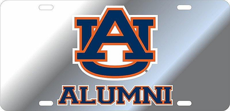 Auburn Tigers License Plate Alumni 12438