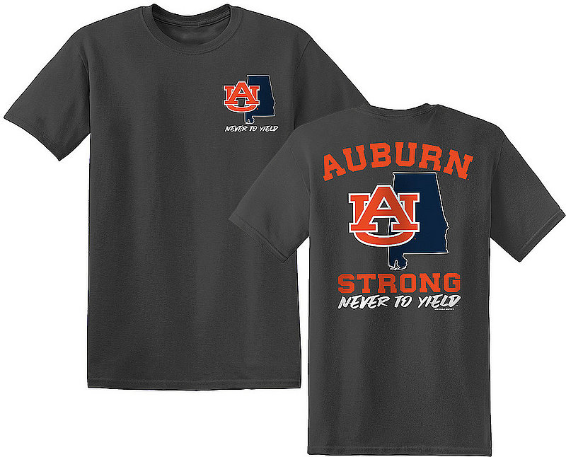 Auburn Tigers Tshirt State Strong AUBStateStrong
