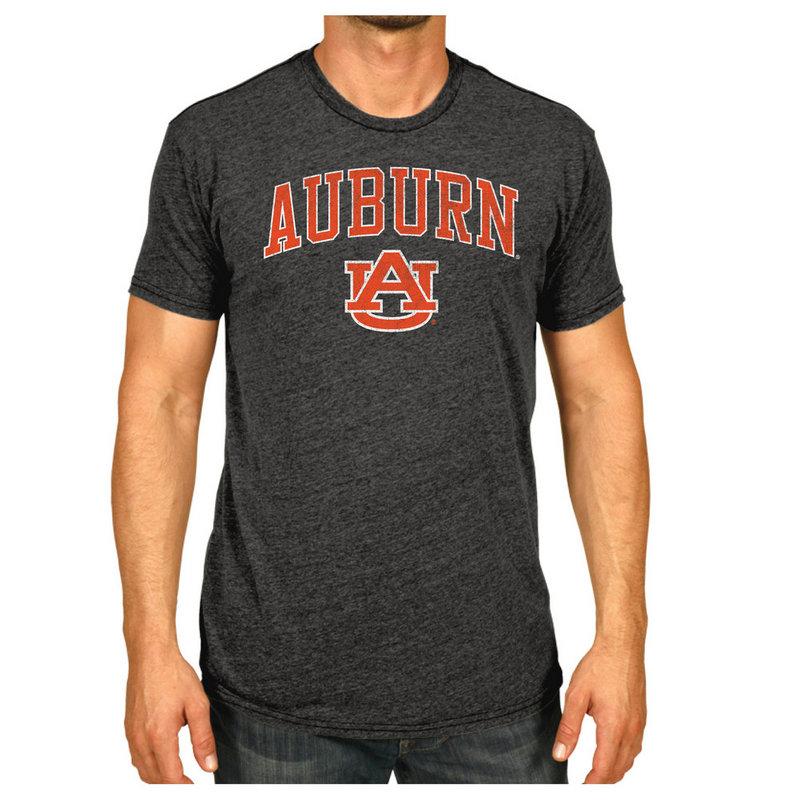 Auburn Tigers Vintage Tshirt Charcoal Victory