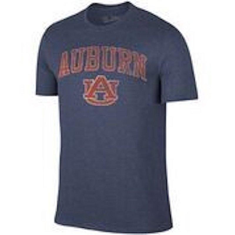 Auburn Tigers Vintage Tshirt Navy Victory TV7051_AUBV1412A_HNV