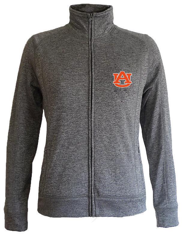 Auburn Tigers Women's Slim Full Zip Jacket AUBFT558