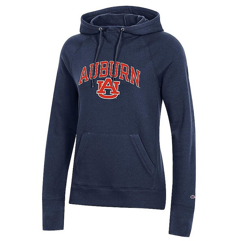 Auburn Tigers Womens Hooded Sweatshirt Navy APC03442613