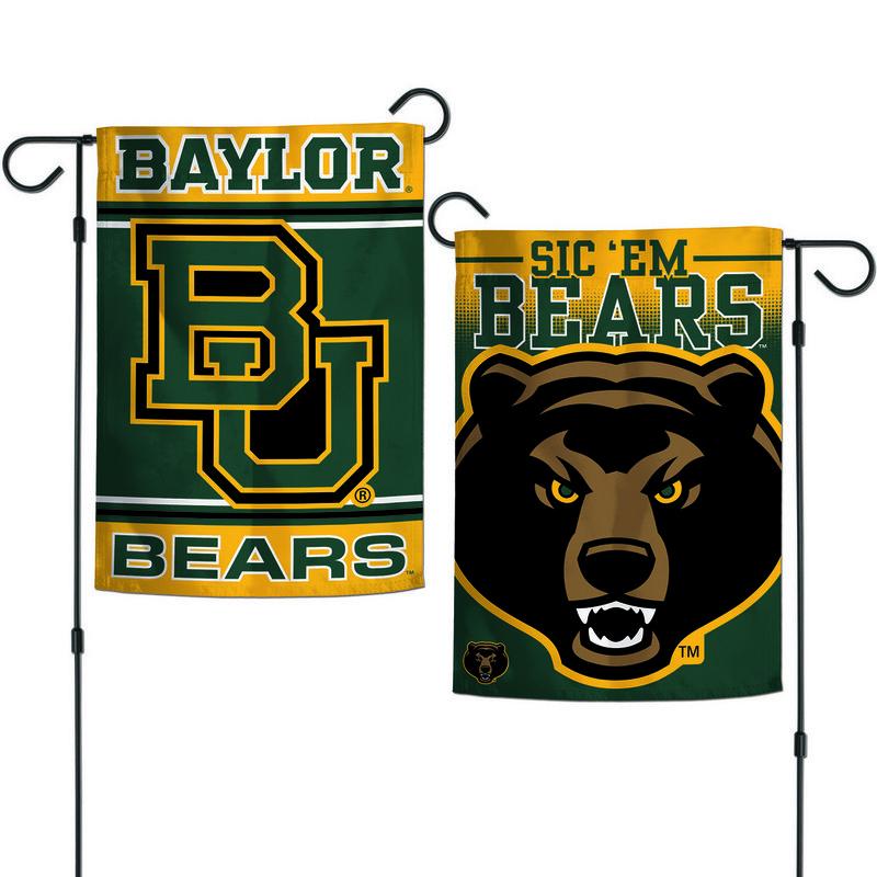 "Baylor Bears 12.5""x18"" Garden Flag"