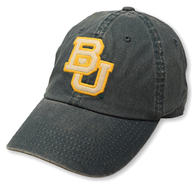 Baylor Bears Icon Green Hat