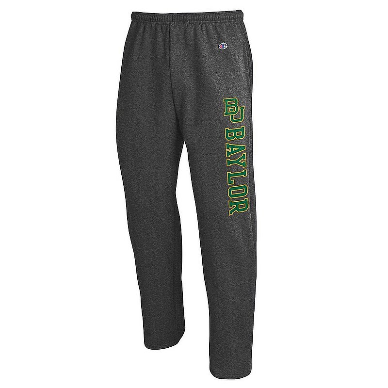 Baylor Bears Sweatpants Pockets Charcoal APC02964339