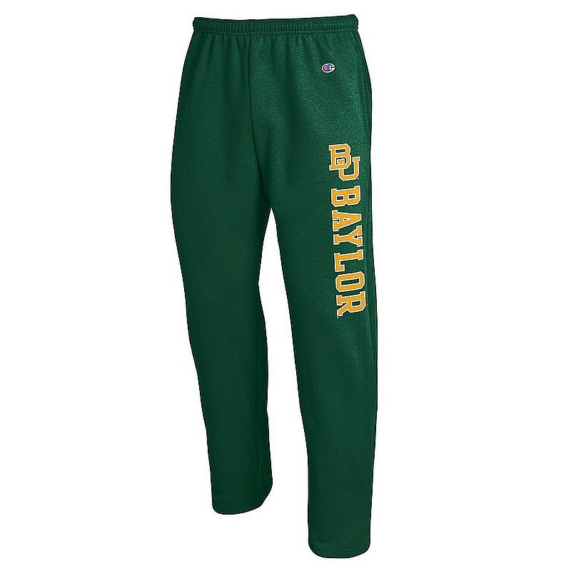 Baylor Bears Sweatpants Pockets Green APC02964339