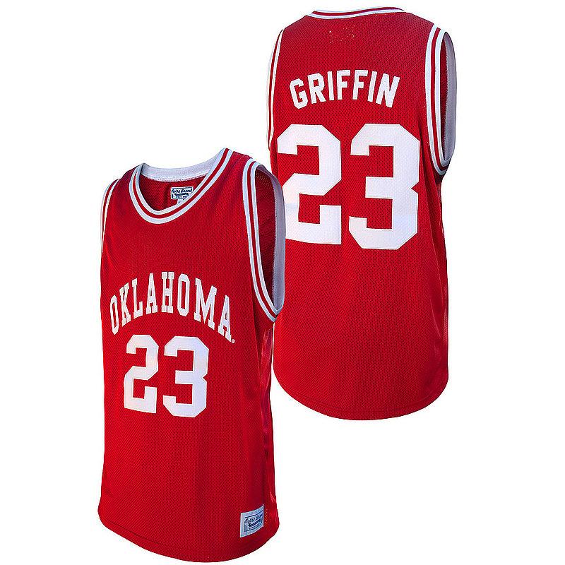 Blake Griffin Retro Oklahoma Sooners Basketball Jersey RB7027OKLBGN04A