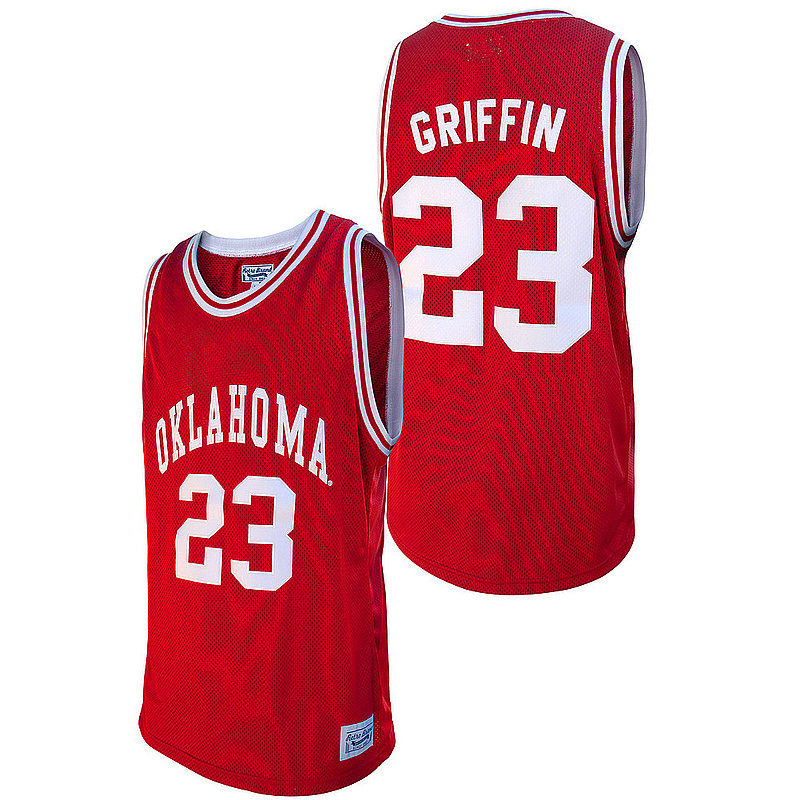 Blake Griffin Retro Oklahoma Sooners Jersey RB7027	OKLBGN04A