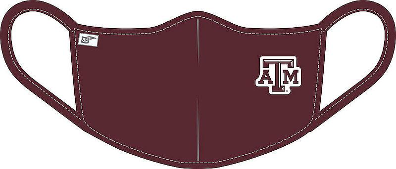 Blue84 Texas A&M Aggies Face Covering Maroon BRXKH_MASKP_MARO (Blue84)