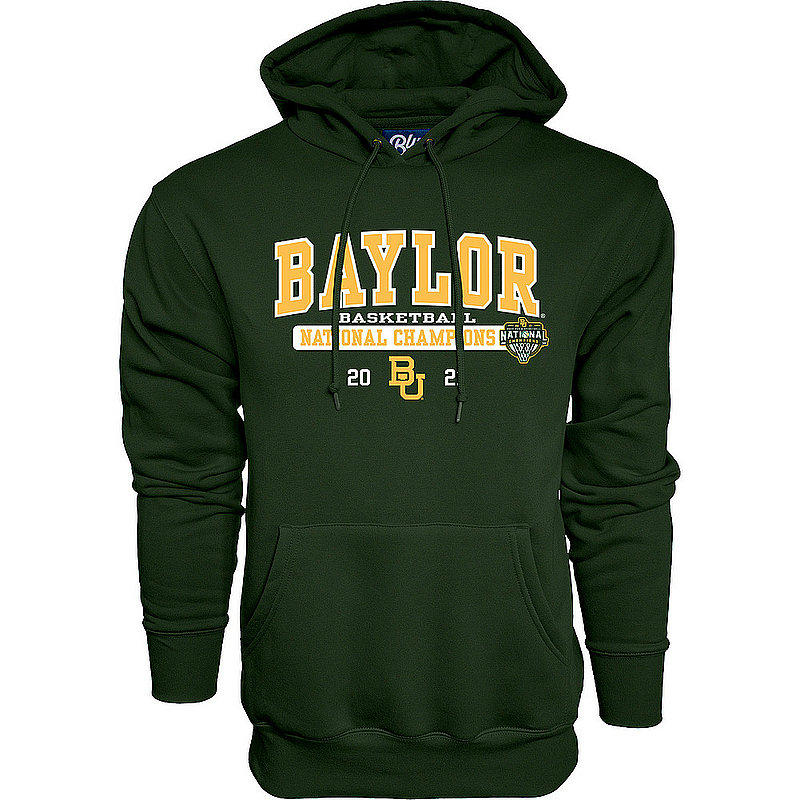 Blue 84 Baylor Bears National Basketball Championship Hoodie 2021 Bold 00000000BX4H6 (Blue 84)