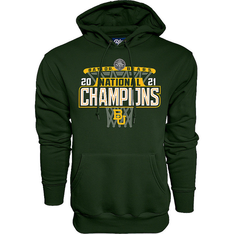 Blue 84 Baylor Bears National Basketball Championship Hoodie 2021 Hoop 00000000BXHX2 * (Blue 84)