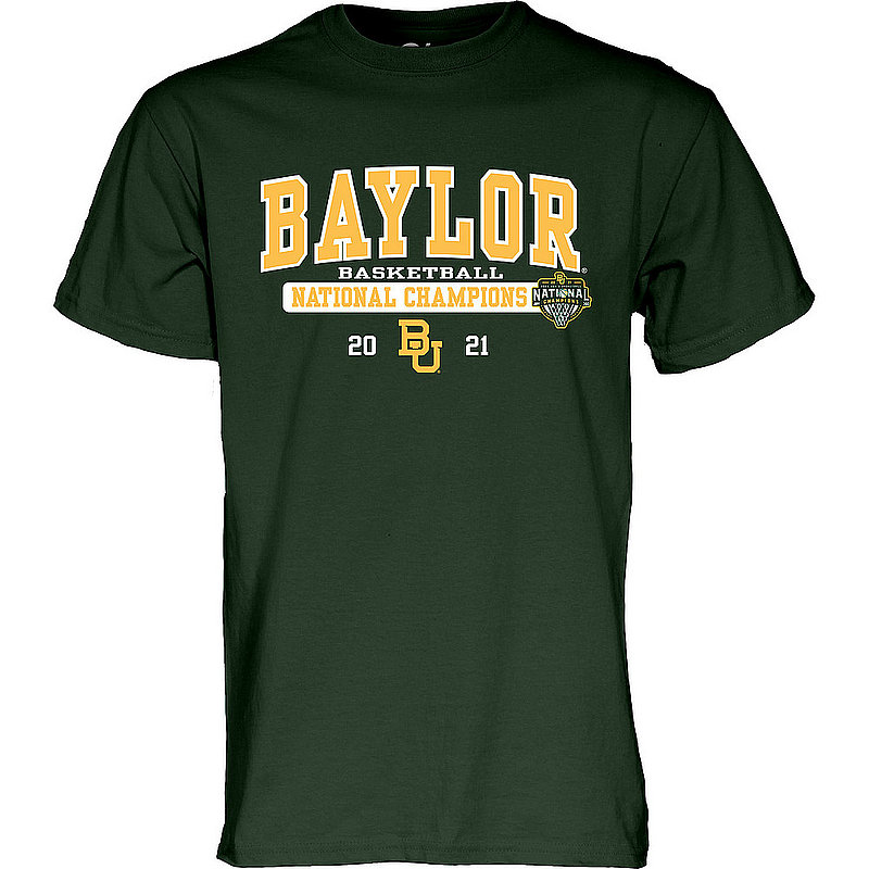 Blue 84 Baylor Bears National Basketball Championship T-Shirt 2021 Bold 00000000BX4H6 (Blue 84)
