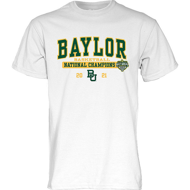 Blue 84 Baylor Bears National Basketball Championship T-Shirt 2021 Bold 00000000BX4H6 * (Blue 84)