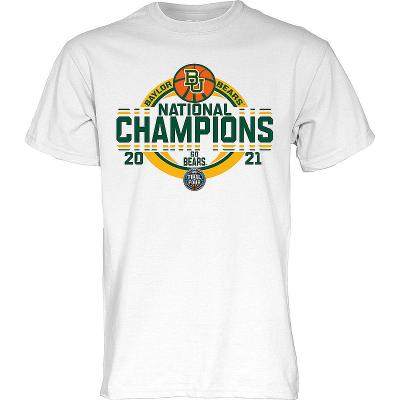 Blue 84 Baylor Bears National Basketball Championship T-Shirt 2021 Jerseys 00000000BX4PG * (Blue 84)