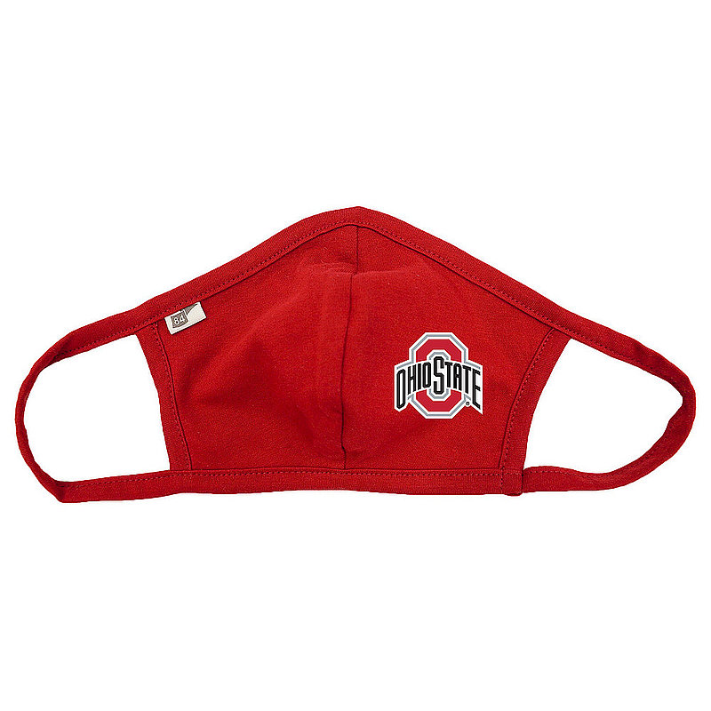 Blue 84 Ohio State Buckeyes Face Covering Scarlet 00000000BC3CB (Blue 84)