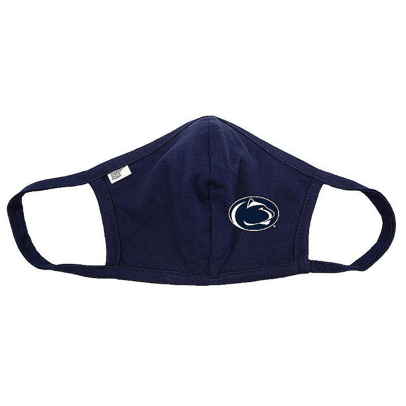 Blue 84 Penn State Nittany Lions Face Covering Navy B4RHP_MASKP_NAVY (Blue 84)