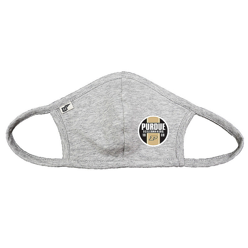 Blue 84 Purdue Boilermakers Face Covering Heather 00000000BCPPN (Blue 84)