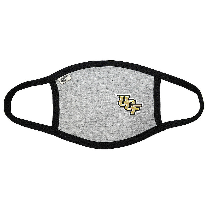 UCF Knights Face Covering Gray