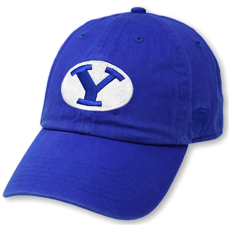 BYU Cougars Womens Hat Icon Blue CHAMP-BRGYG-ADW-RYL
