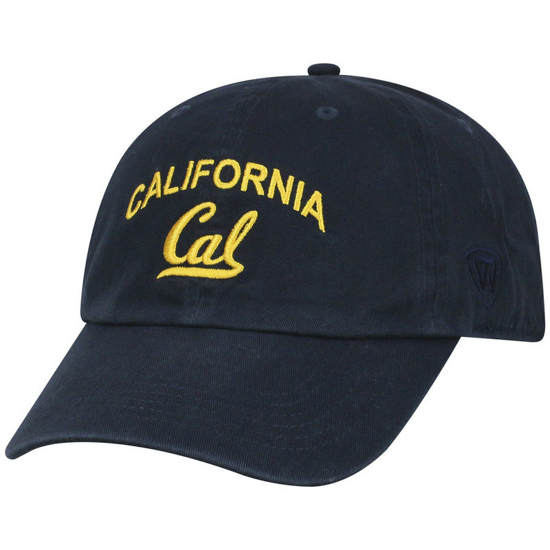 California Golden Bears Hat Arch Navy CHAMP-CABRK-ADJ-TMC1
