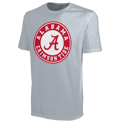Champion Alabama Crimson Tide Mens College Tee 4725199-APC02443041x (Champion)