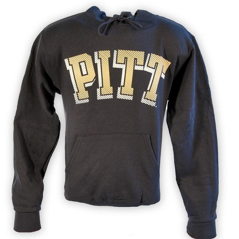 Champion Pitt Panthers Hooded Sweatshirt Navy (Champion)