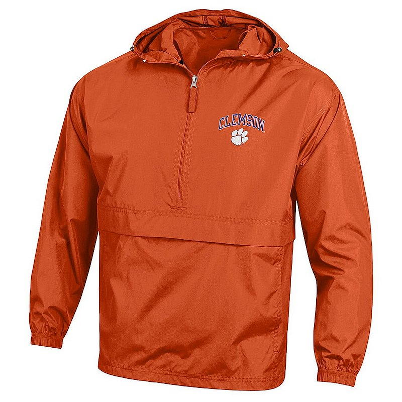 Clemson Tigers Packable Jacket Orange APC02984829