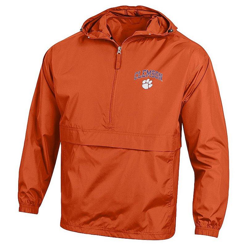 Clemson Tigers Packable Jacket Orange APC02984829