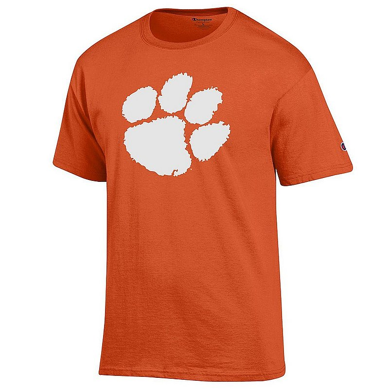 Clemson Tigers TShirt Icon Orange APC03022703
