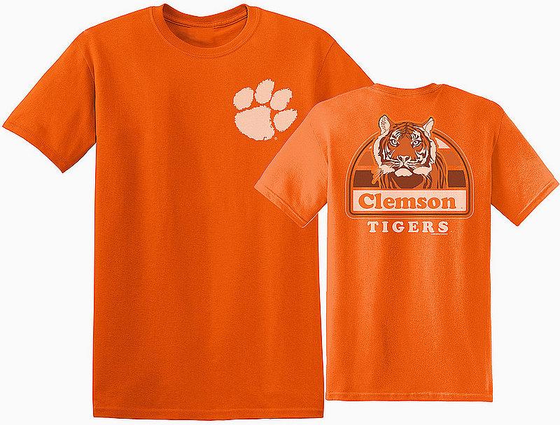 Clemson Tigers Tshirt Portrait