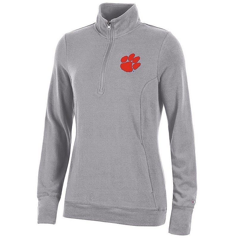 Clemson Tigers Women's Quarter Zip APC03320117