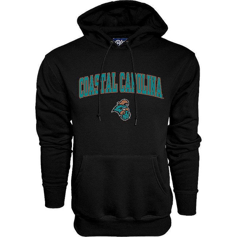 Coastal Carolina Chanticleers Hooded Sweatshirt Varsity Black 00000000BC9CG
