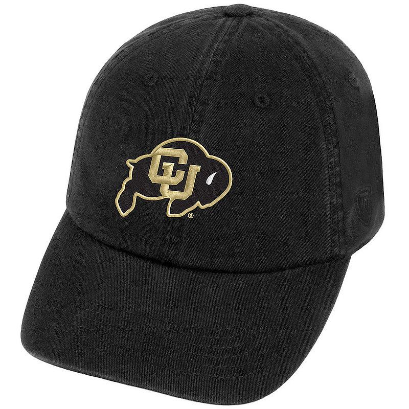 Colorado Buffaloes Hat Icon Black CHAMP-CO-ADJ-BLK2