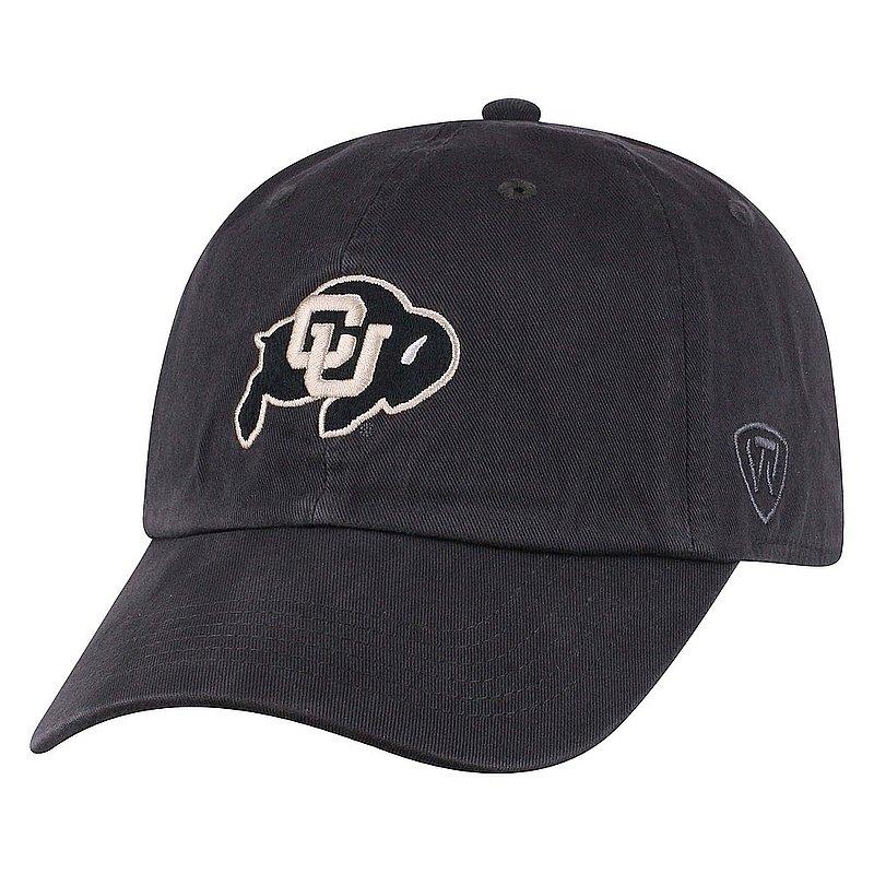Colorado Buffaloes Hat Icon Charcoal CHAMP-CO-ADJ-CHR2