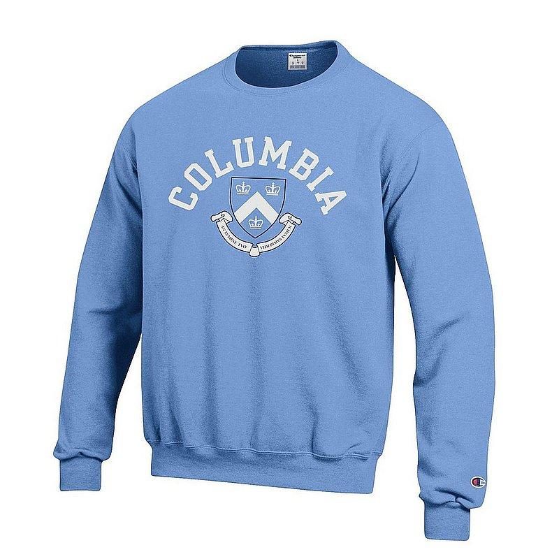 Columbia Lions Crewneck Sweatshirt Blue apc03276894