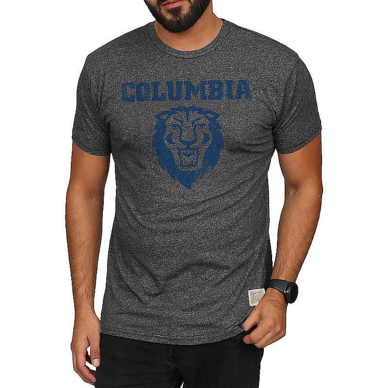 Columbia Lions Retro Tshirt Charcoal CLB141BA _MTCH