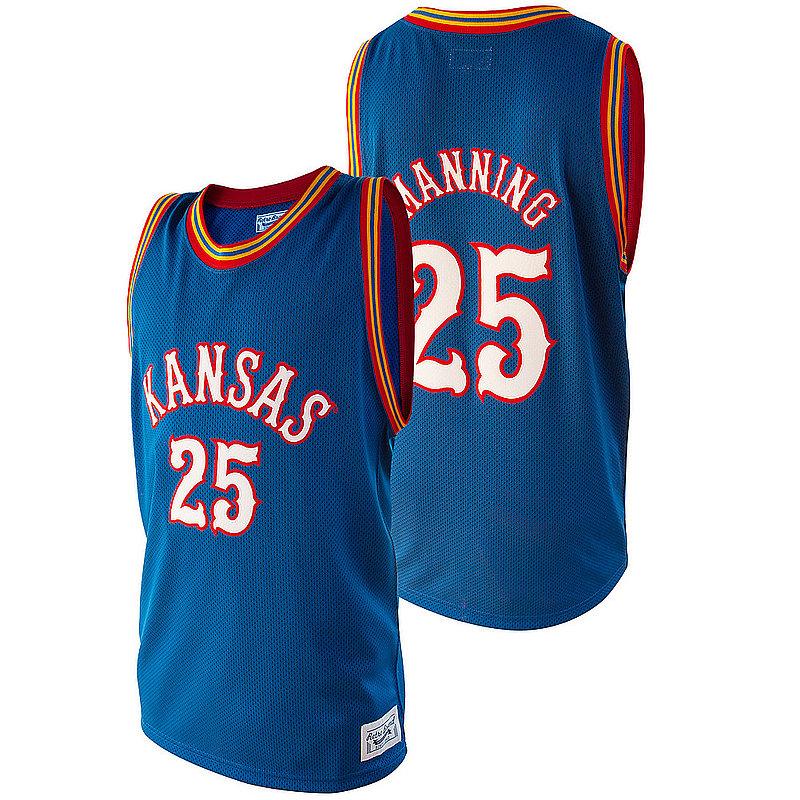 Danny Manning Retro Kansas Jayhawks Jersey RB7027KANDMN04A