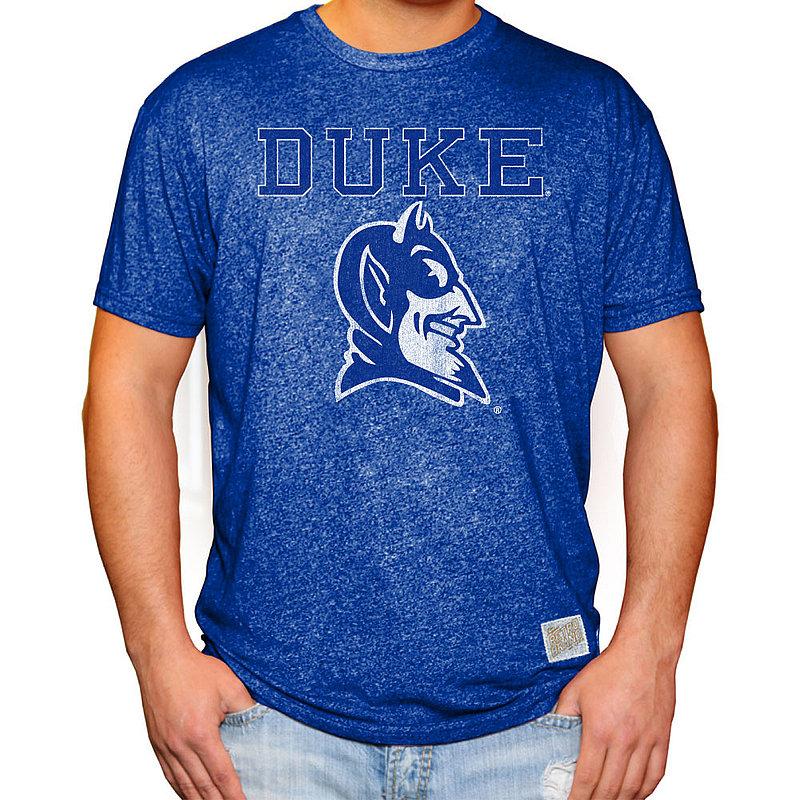 Duke Blue Devils Retro TShirt RB124