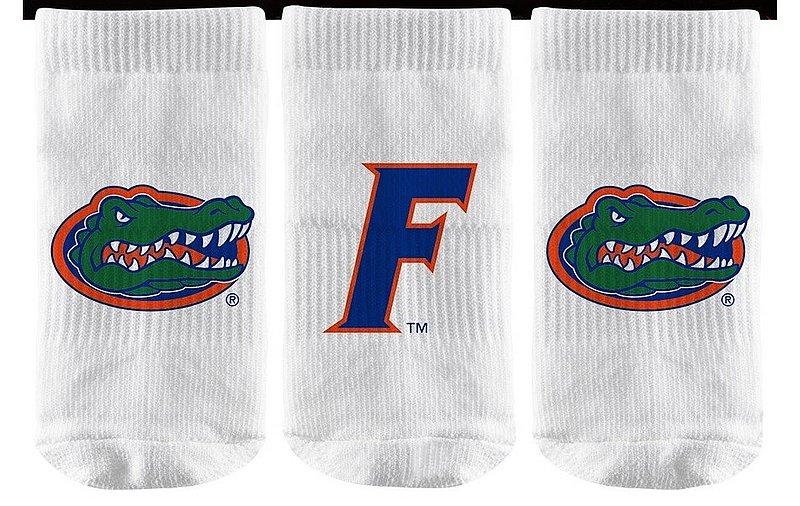 Florida Gators Baby Socks 3-Pack