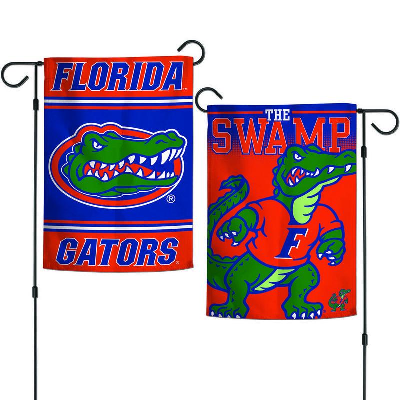 "Florida Gators Garden Flag 12.5""x18"""