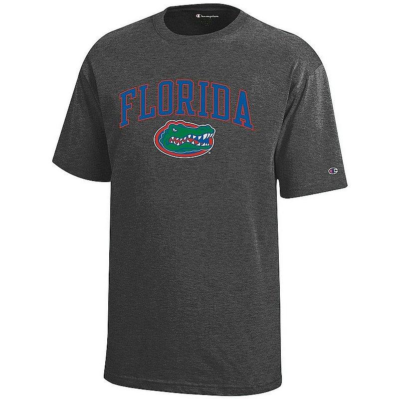 Florida Gators Kids TShirt Arch Charcoal APC03008409