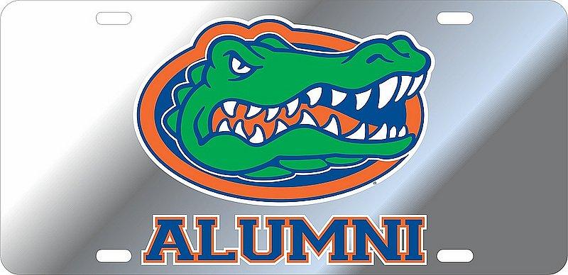Florida Gators License Plate Alumni 07398