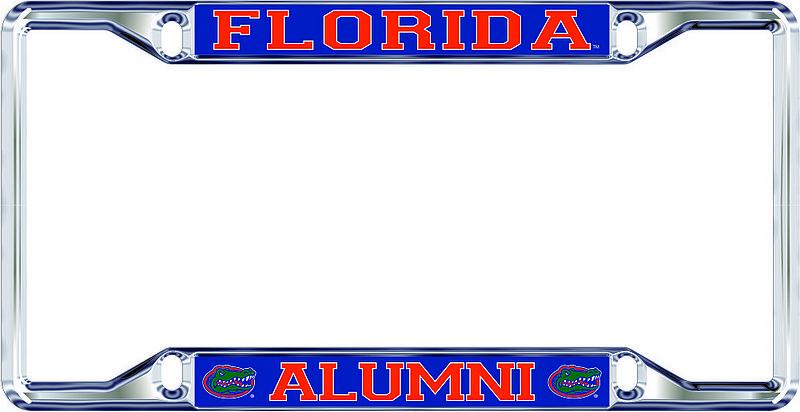 Florida Gators License Plate Frame Alumni 07395
