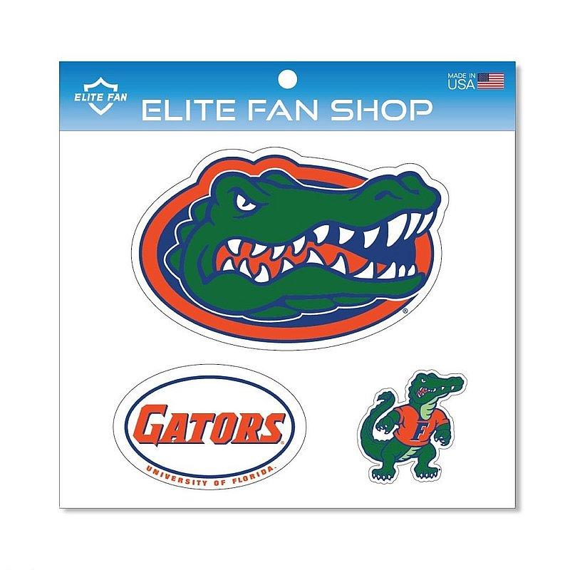 Florida Gators Magnet 3-Pack