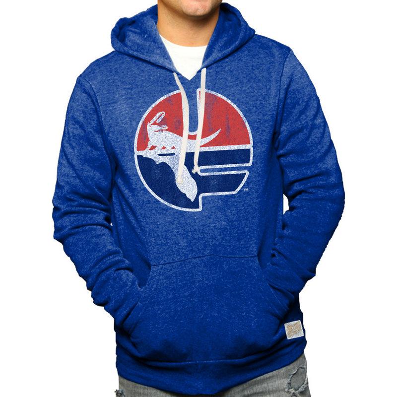 Florida Gators Retro Hooded Sweatshirt Blue RB6090
