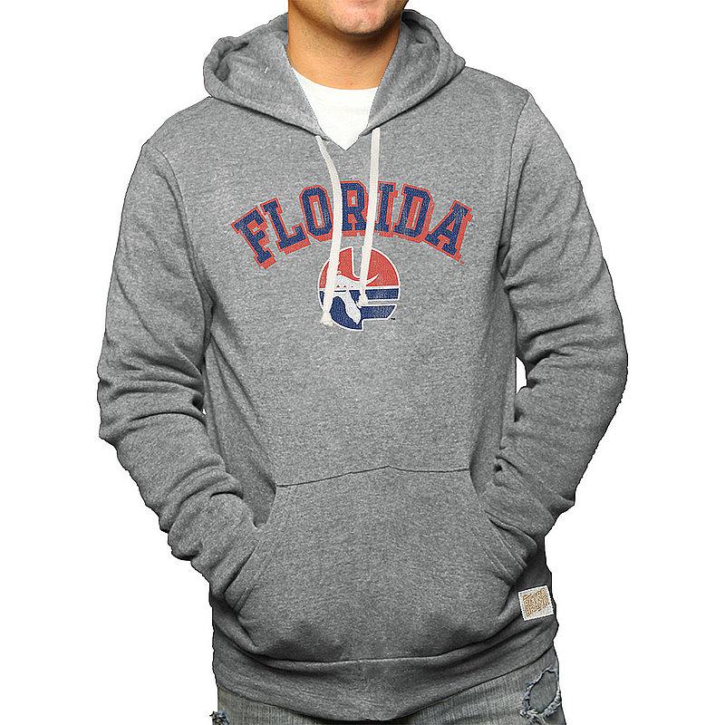 Florida Gators Retro Hooded Sweatshirt Gray