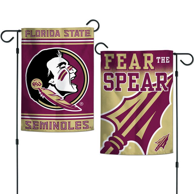 "Florida State Seminoles Garden Flag 12.5""x18"""
