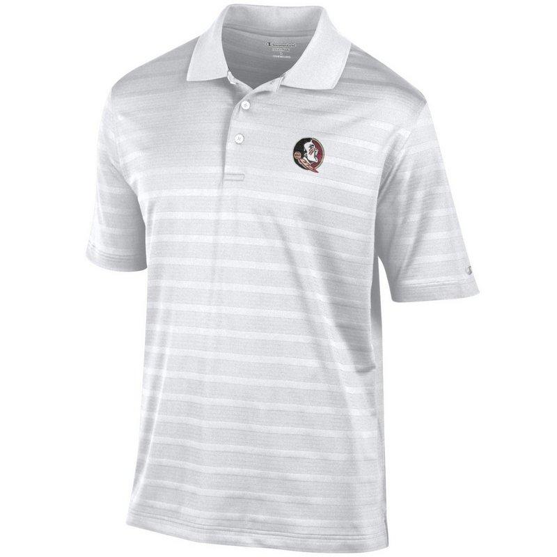 Florida State Seminoles Polo Shirt White AEC03190614