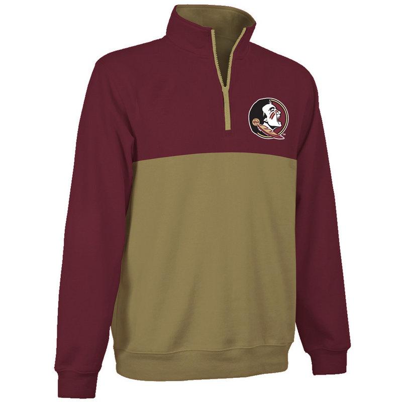 Florida State Seminoles Quarter Zip Sweatshirt FSU9A660